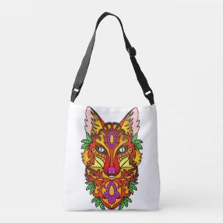 Fox Animal Crossbody Bag