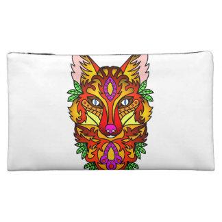 Fox Animal Makeup Bag
