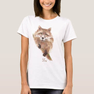 Fox Animal Totem T-Shirt