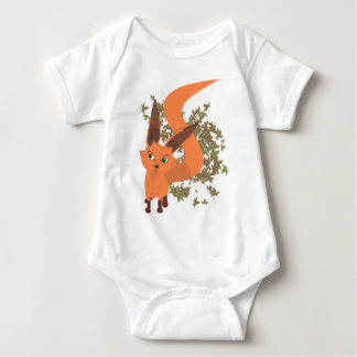 Fox Baby Bodysuit