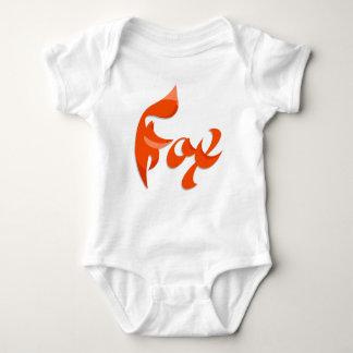 Fox Baby Bodysuit