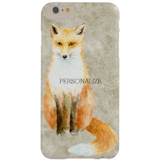 Fox Barely There iPhone 6 Plus Case