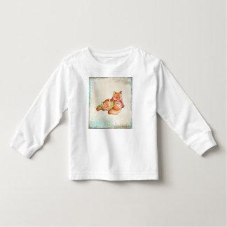 Fox  child long sleeve shirt