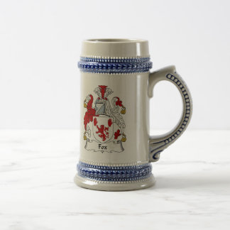 Fox Coat of Arms Stein - Family Crest