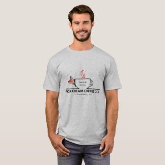 Fox Cream Coffee Company T-Shirt