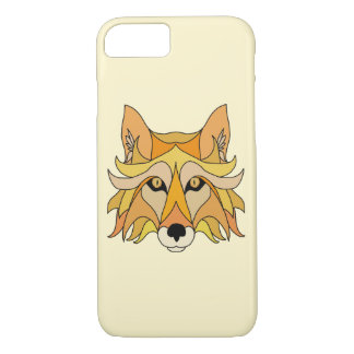 Fox Face iPhone 8/7 Case