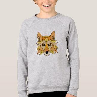Fox Face Sweatshirt