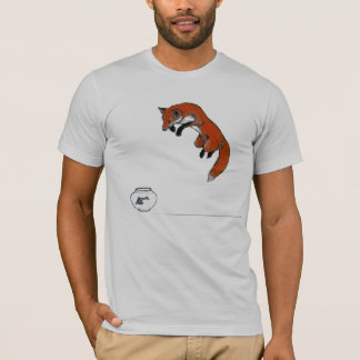 Fox Fishing T-Shirt