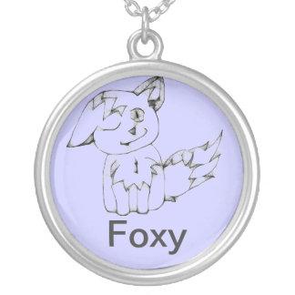 fox, Foxy Necklace