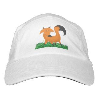 Fox garden hat