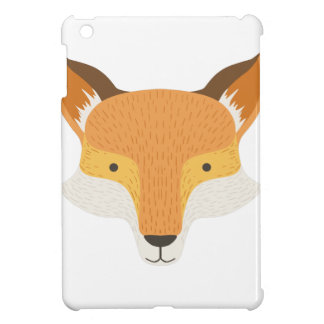 Fox Head As A National Canadian Culture Symbol Cover For The iPad Mini