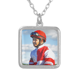 Fox Hill Farms - Songbird Silver Plated Necklace
