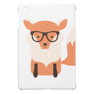 Fox Hipster Case For The iPad Mini
