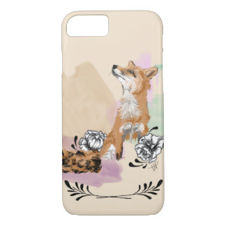 Fox iPhone 7 Case