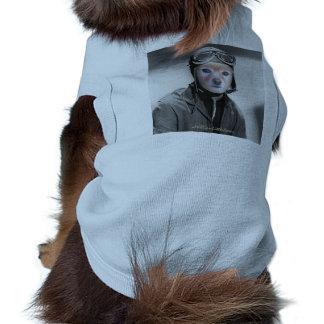 Fox Is A Barnstormer Sleeveless Dog Shirt