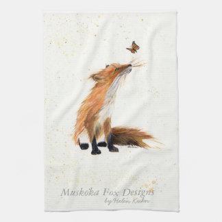 Fox Kitchen Towel