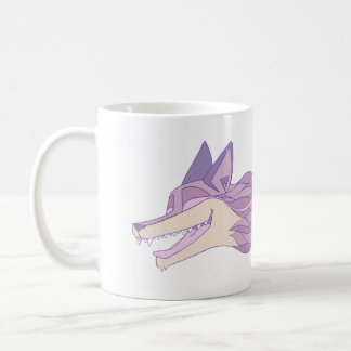 Fox Live Wildly Pastel Coffee Mug