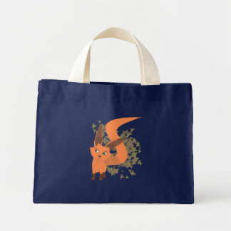 Fox Mini Tote Bag