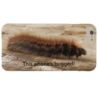 Fox Moth Caterpillar Bugged iPhone Case