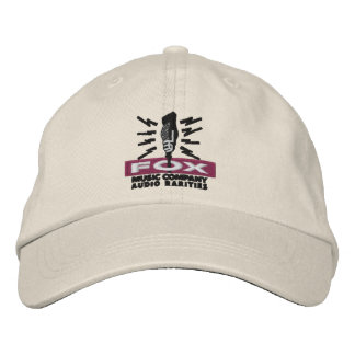 Fox Music Company Audio Rarities Hat