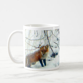 Fox Patrol Coffee Mug