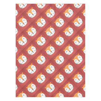 Fox phase tablecloth