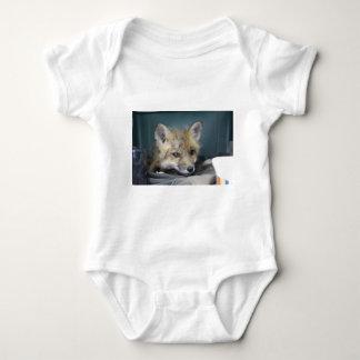 Fox Phone Case Baby Bodysuit