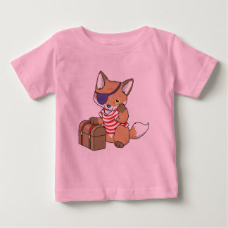 Fox Pirate T-shirts and Gifts