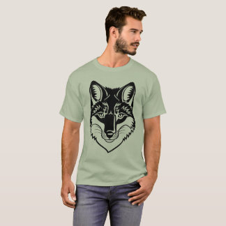 Fox Shirt, Wildly Clever T-Shirt