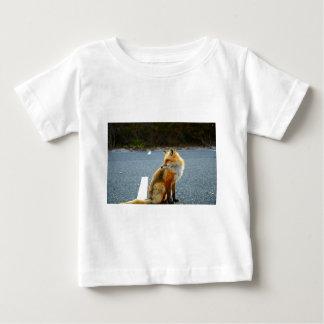 Fox Side View Baby T-Shirt
