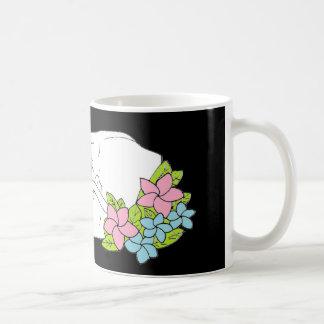 Fox Skull Mug Cup coffee tea