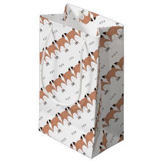 Fox Small Gift Bag