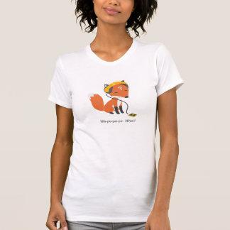 Fox song t-shirts