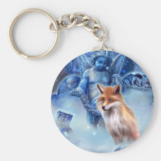 Fox Spirit Keychain