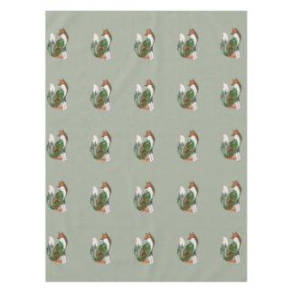 Fox Tablecloth