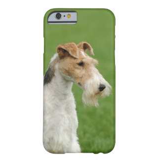 Fox terrier barely there iPhone 6 case