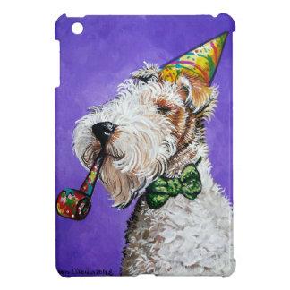 Fox Terrier Birthday iPad Mini Case