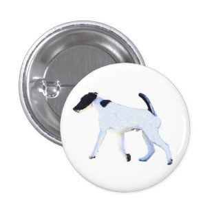 Fox Terrier Smooth Buttons
