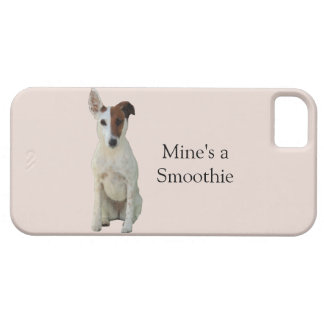 Fox Terrier Smooth dog cute iphone 5 case mate