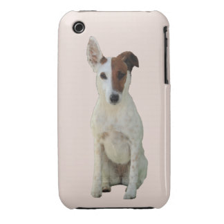 Fox Terrier Smooth dog photo iphone 3G case mate iPhone 3 Case-Mate Cases