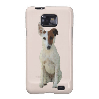 Fox Terrier Smooth dog samsung galaxy case mate Galaxy S2 Covers