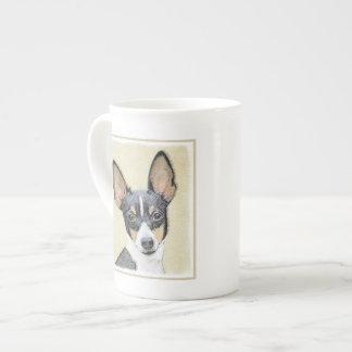 Fox Terrier (Toy) Tea Cup