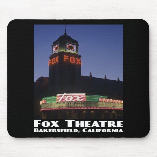 Fox Theatre, Bakersfield Mousepad