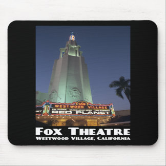 Fox Theatre, Westwood Mousepad