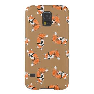 Fox Toss Case Case For Galaxy S5