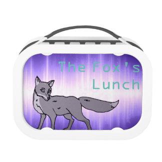 Fox Travel Yubo Lunchbox