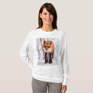 Fox tshirt, foxy tee, wildlife clothing T-Shirt