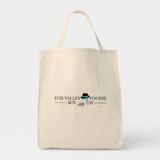 Fox Valley Foodie Grocery Tote