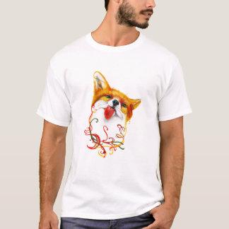 Fox Watercolors T-Shirt