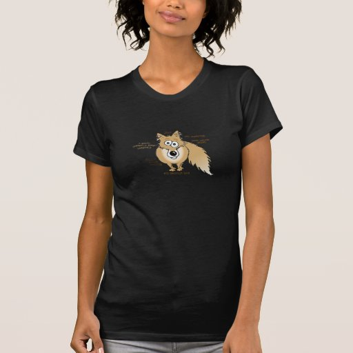 Fox with chicken addiction! t-shirts